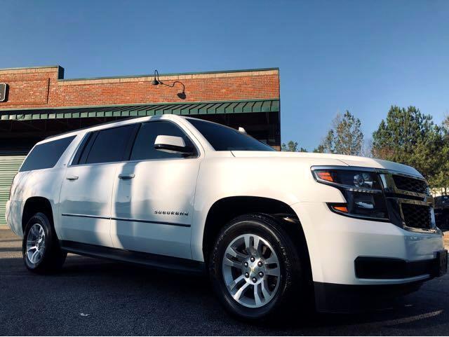 2015 Chevrolet Suburban LT 2WD