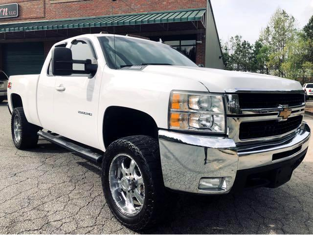 2009 Chevrolet Silverado 2500HD LTZ Ext. Cab Long Box 4WD
