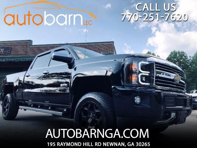 "Chevrolet Silverado 2500HD 4WD Crew Cab 167.7"" High Country 2015"