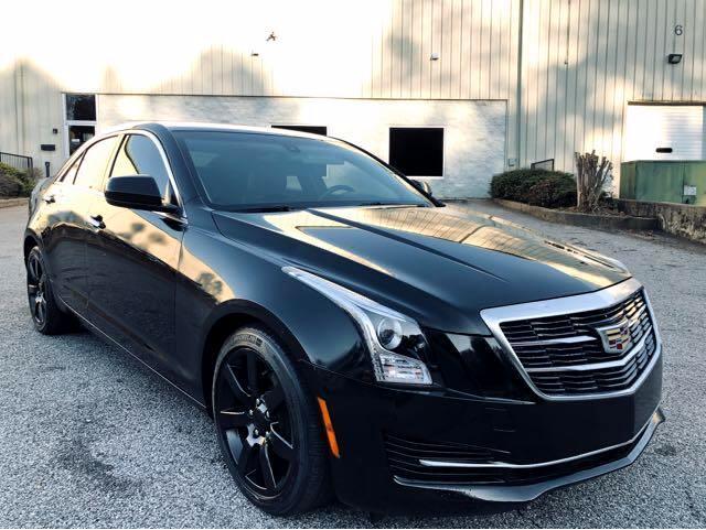 Cadillac ATS 2.5L Standard RWD 2016