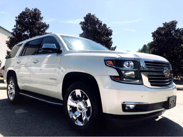 Chevrolet Tahoe LTZ 2WD 2015