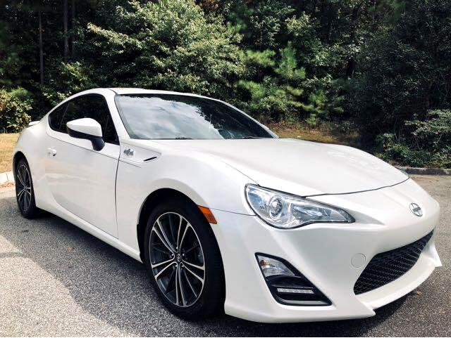 Scion FR-S 6AT 2015