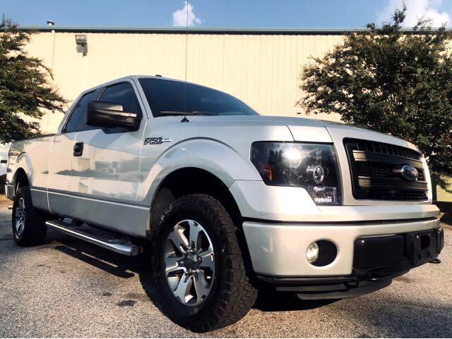 Ford F-150 STX SuperCab 6.5-ft. Bed 4WD 2013