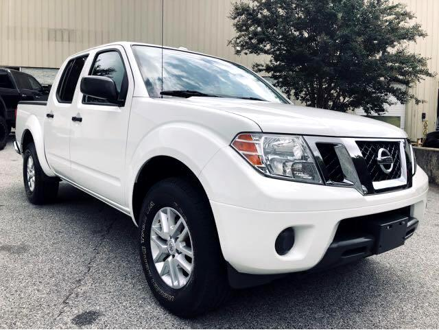 Nissan Frontier SL Crew Cab 5AT 4WD 2015