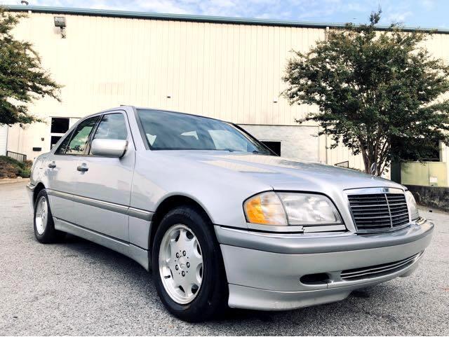 1999 Mercedes-Benz C-Class C230 Kompressor