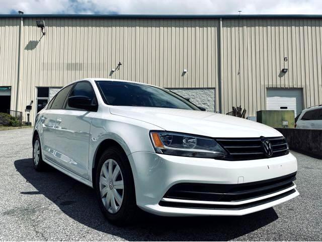 Volkswagen Jetta S 5M 2015