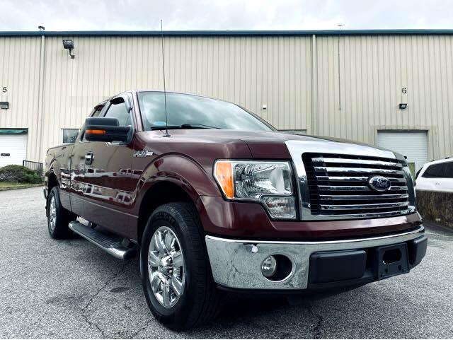 Ford F-150 STX SuperCab 6.5-ft. Bed 2WD 2010