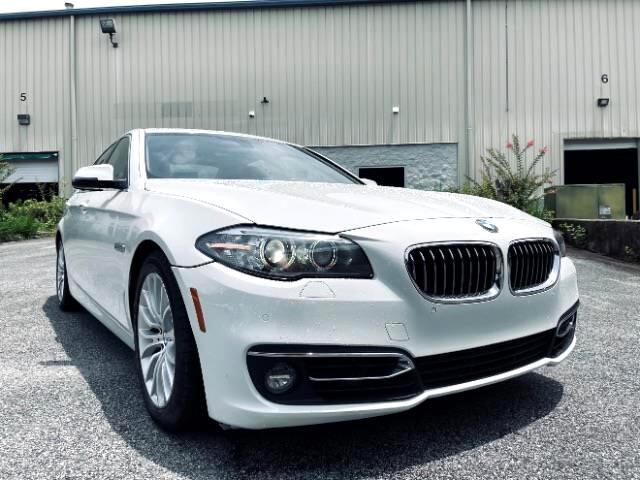 BMW 5-Series ActiveHybrid 5 2014
