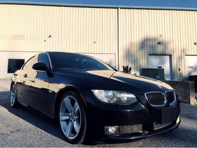 BMW 3-Series 335i Convertible 2008