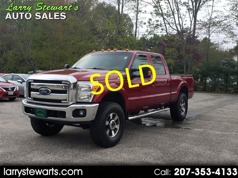 2015 Ford Super Duty F-350 SRW 4WD Crew Cab 156