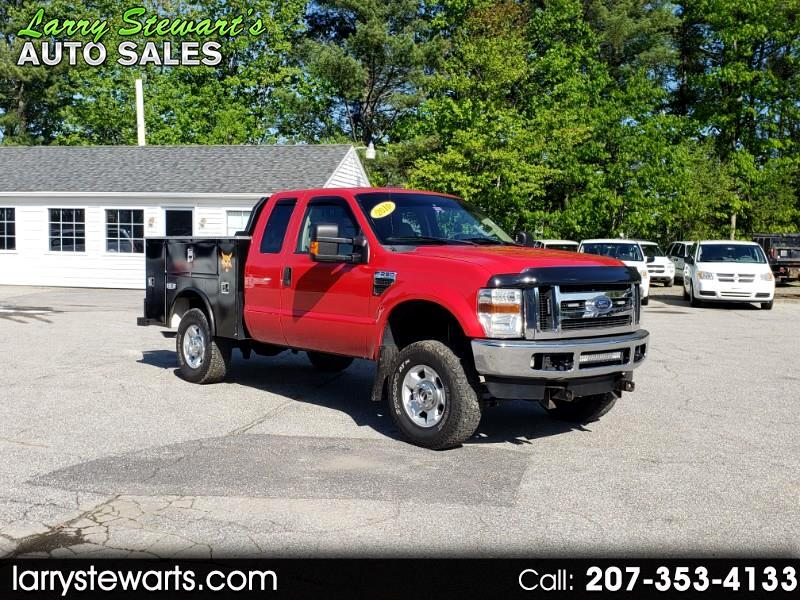 "2010 Ford Super Duty F-250 SRW 4WD SuperCab 142"" XLT"