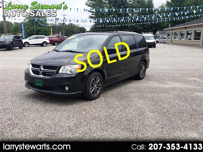 Dodge Grand Caravan SXT Wagon 2017
