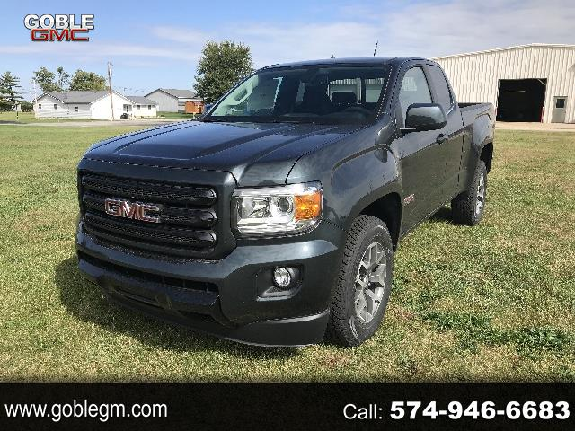 2018 GMC Canyon All Terrain Ext. Cab 4WD