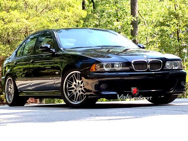 2002 BMW M5 SPORT