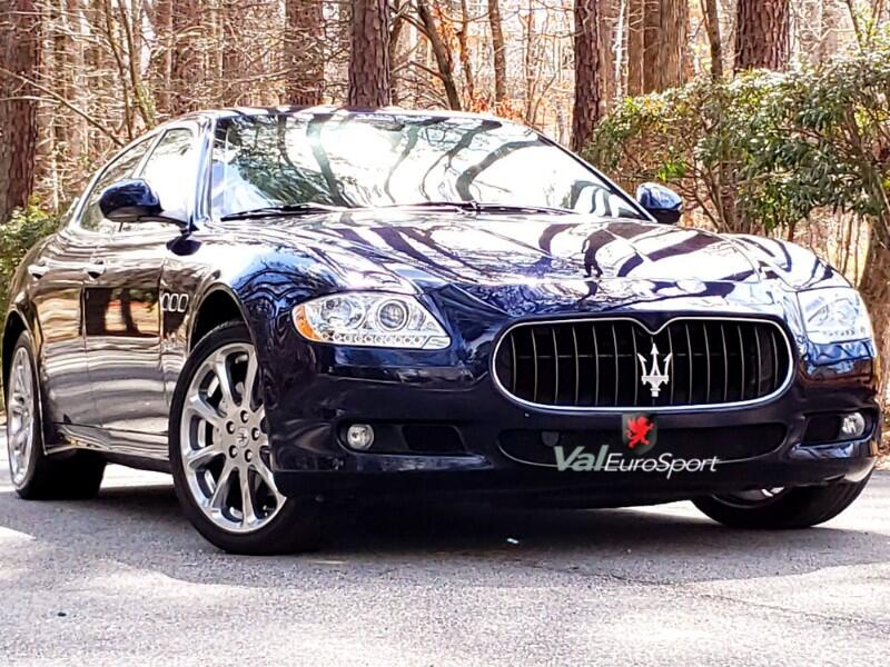2009 Maserati Quattroporte Executive GT Automatic