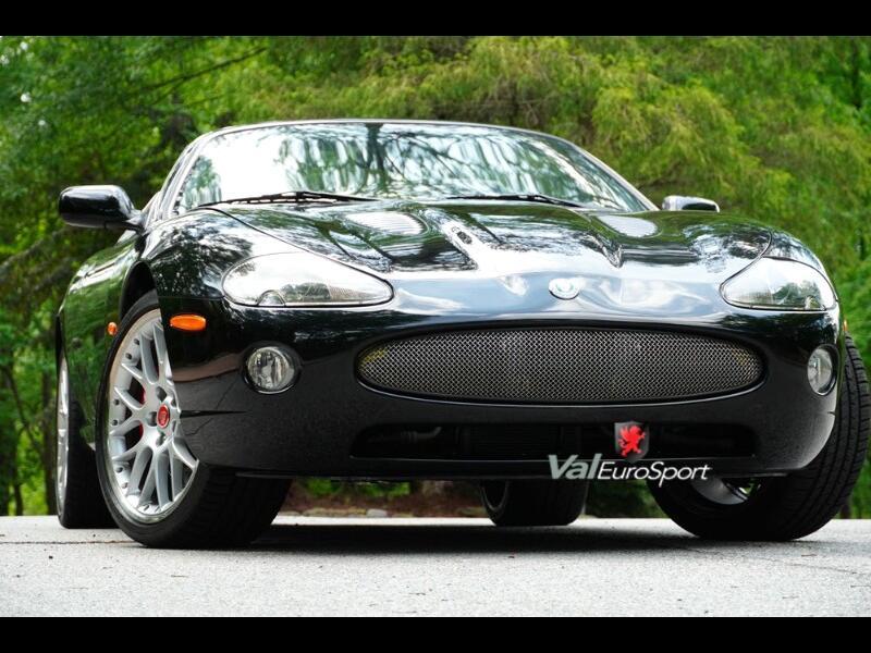 2006 Jaguar XK-Series XKR Victory Edition Convertible