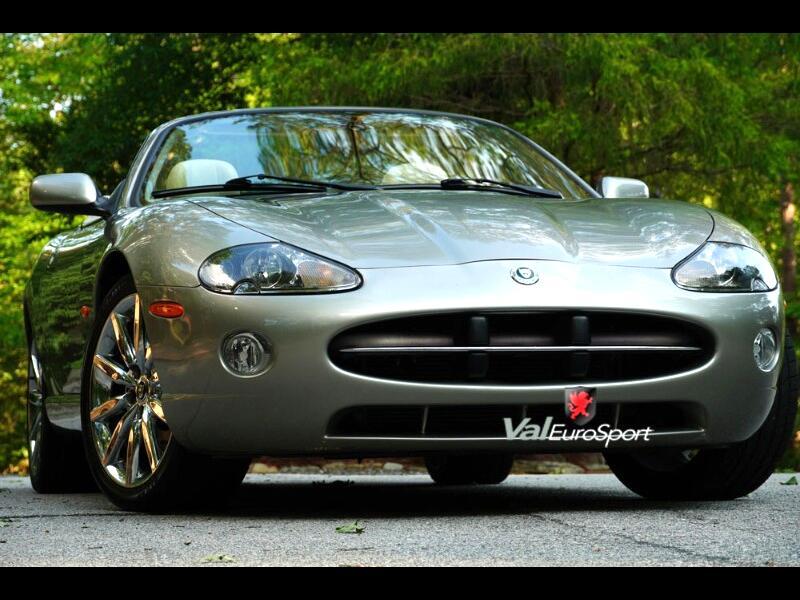 2006 Jaguar XK-Series XK8 Victory Edition Convertible