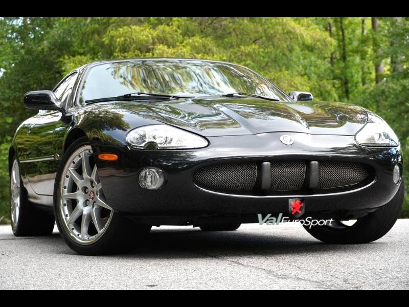 2002 Jaguar XKR XKR 100 Coupe