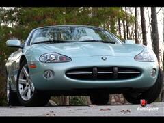 2004 Jaguar XK-Series