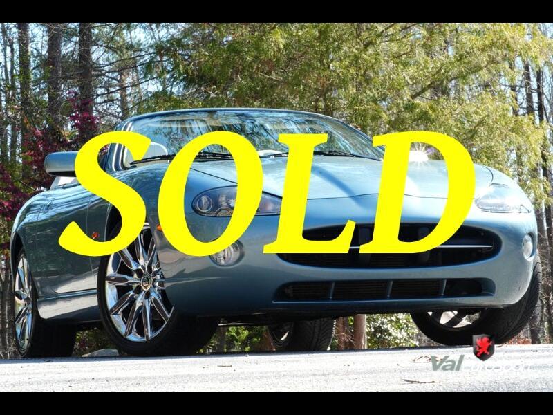 Jaguar XK-Series XK8 Convertible 2006