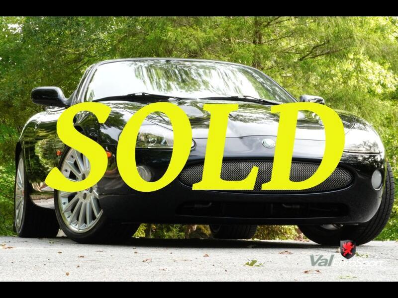 Jaguar XK-Series XKR Convertible 2005