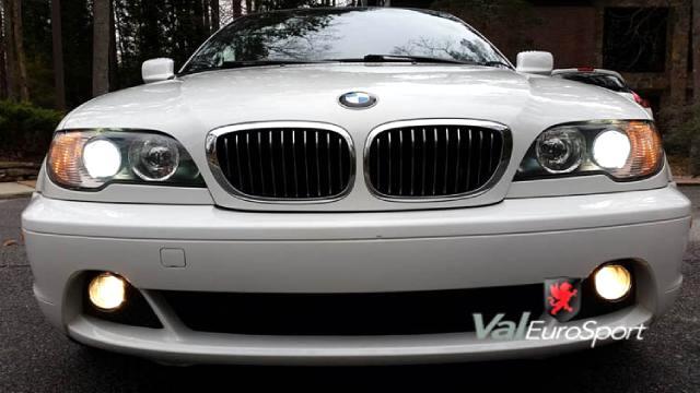 2004 BMW 325ci Convertible