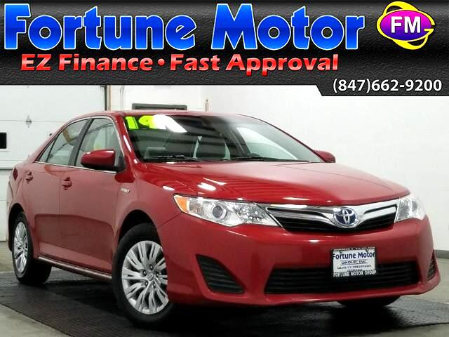 2014 Toyota Camry Hybrid 4dr Sdn LE (Natl)