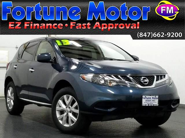 2013 Nissan Murano 4dr S FWD V6