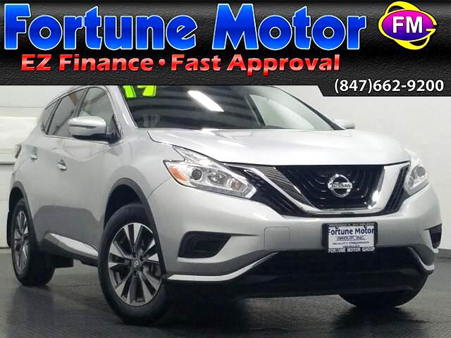 2017 Nissan Murano AWD 4dr S