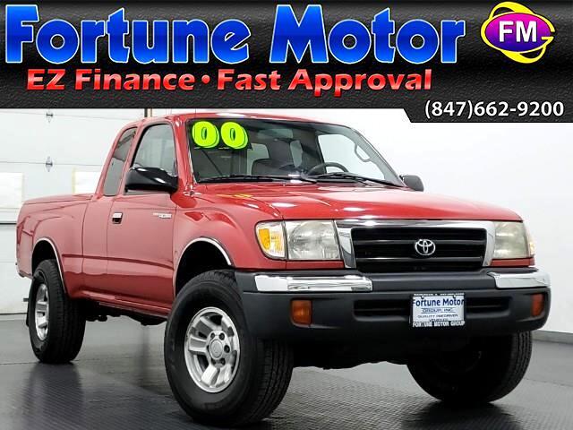 2000 Toyota Tacoma Xtracab V6 4WD