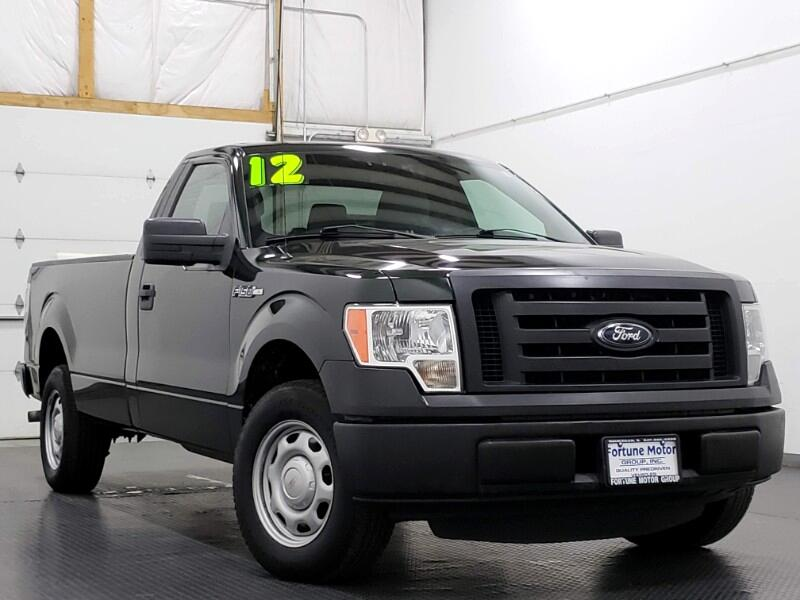 2012 Ford F-150 XLT 8-ft. Bed 2WD