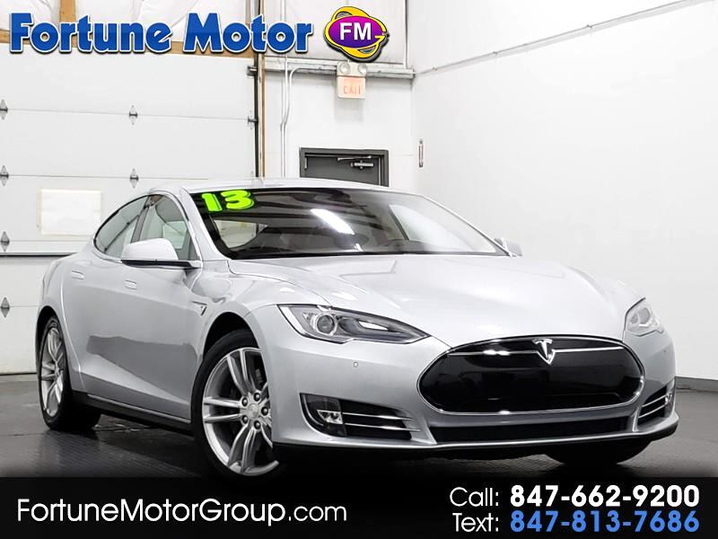2013 Tesla Model S 4dr Sdn RWD 85 kWh Battery
