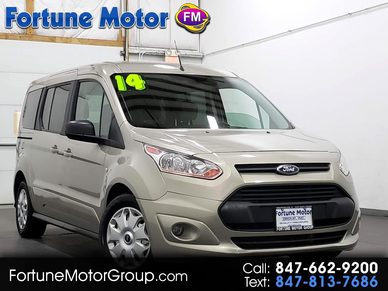 Ford Transit Connect Wagon XLT w/Rear Liftgate LWB 2014