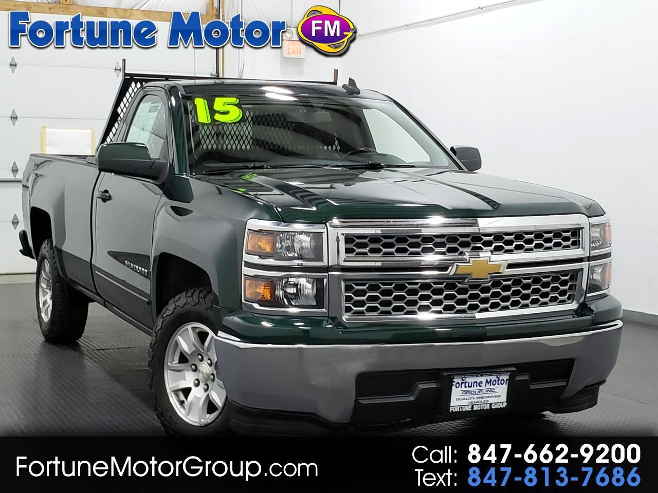 2015 Chevrolet Silverado 1500 LT Short Box 2WD