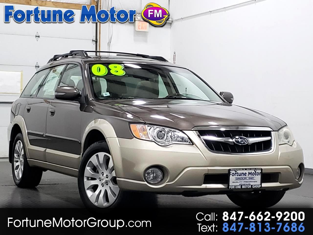 2008 Subaru Outback 3.0R L.L.Bean Edition