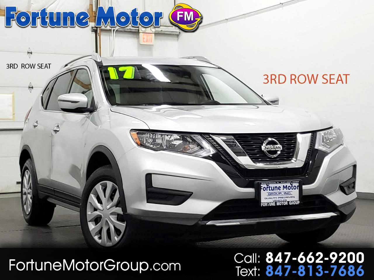 Nissan Rogue S AWD 2017