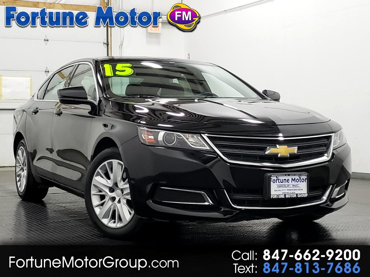 Chevrolet Impala LS Fleet 2015