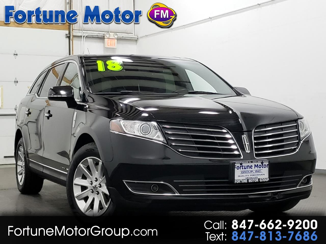 Lincoln MKT Livery AWD 2018
