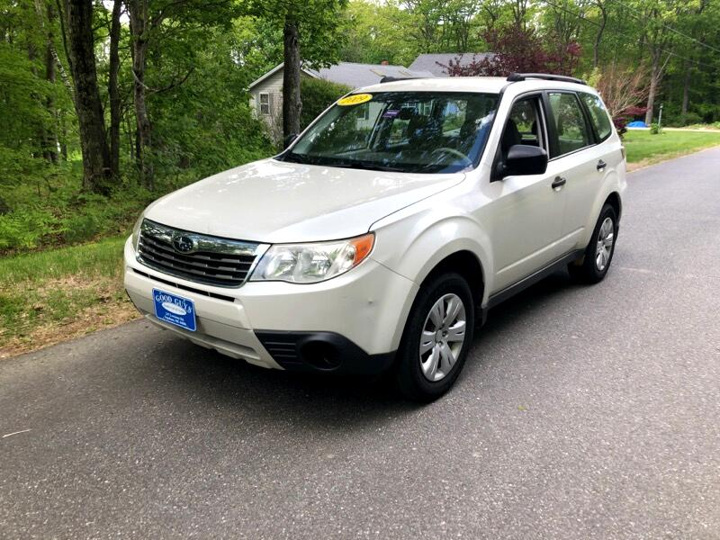 2009 Subaru Forester 2.5 X Premium Package