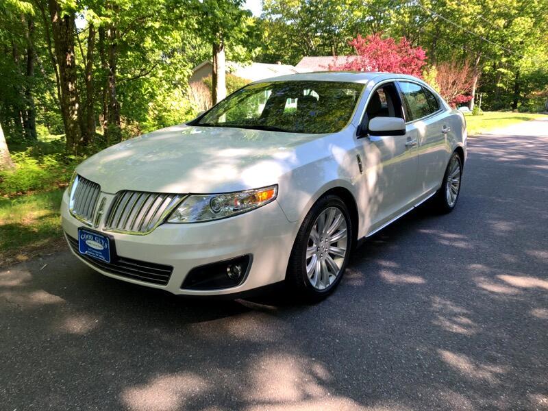 2011 Lincoln MKS AWD