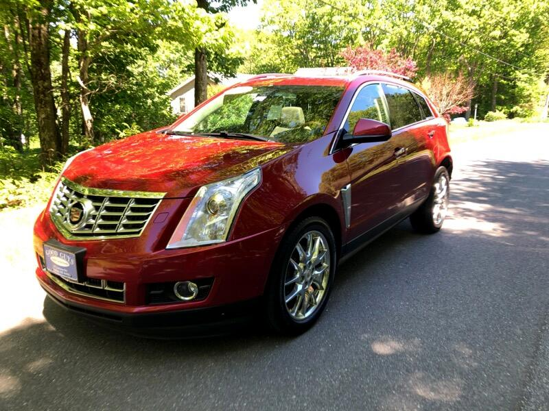 2013 Cadillac SRX AWD Performance Collection