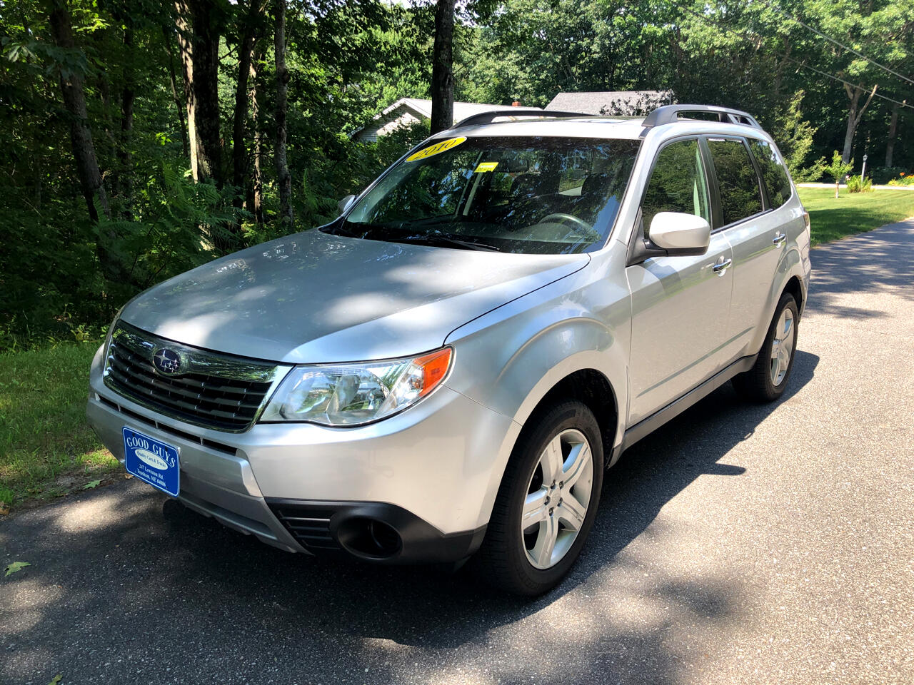 Subaru Forester 2.5 X Premium Package 2010