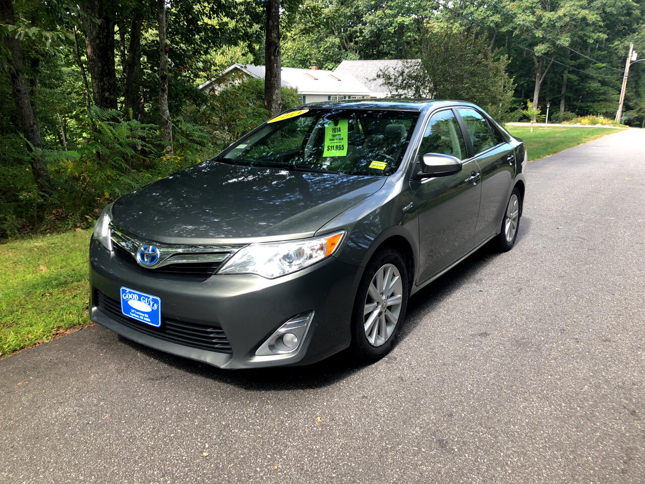 Toyota Camry Hybrid 2014.5 4dr Sdn XLE (Natl) 2014