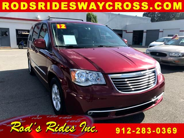 2012 Chrysler Town & Country 4dr Wgn Touring-L
