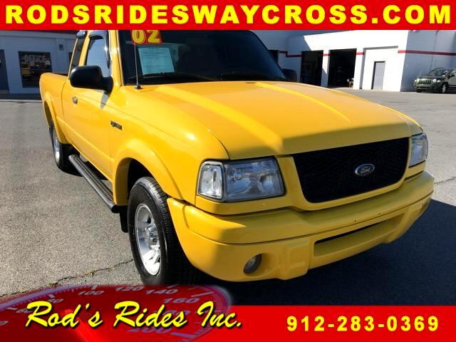 2002 Ford Ranger Edge SuperCab 2WD - 372A