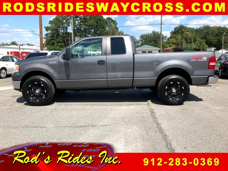 "2007 Ford F-150 4WD SuperCab 133"" FX4"