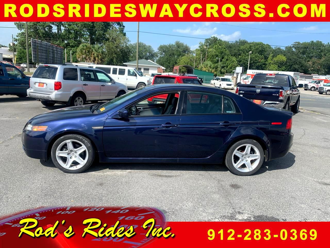 Acura TL 5-Speed AT with Navigation 2006