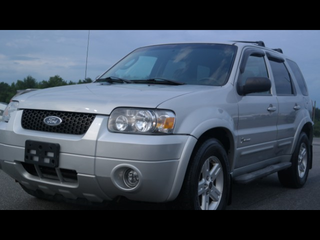 Used 2005 Ford Escape Hybrid For Sale In Fredericksburg Va 22407