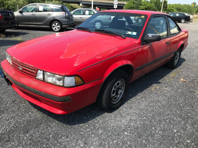 1990 Chevrolet Cavalier Coupe