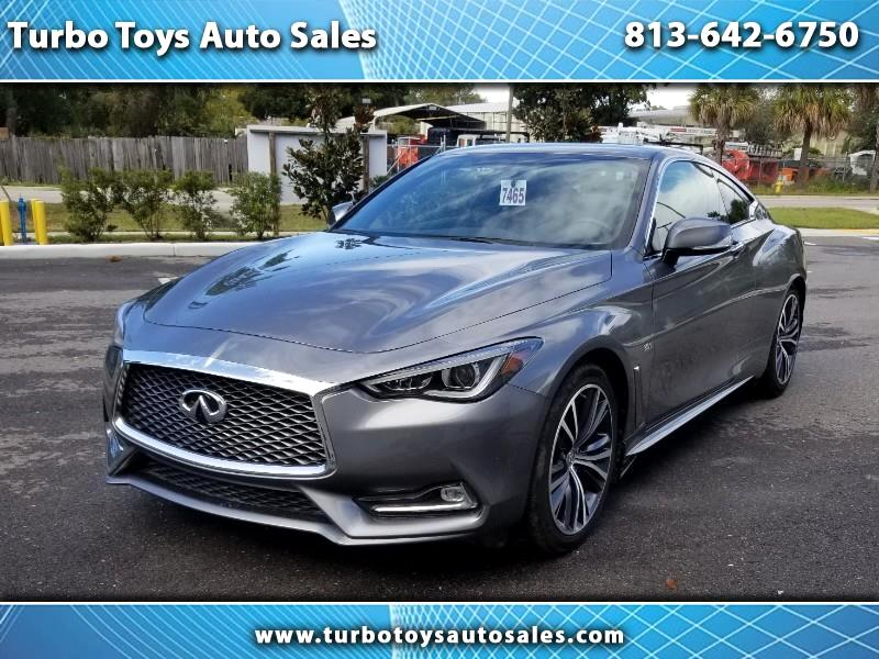Buy Here Pay Here Tampa >> Buy Here Pay Here 2017 Infiniti Q60 For Sale In Tampa Fl